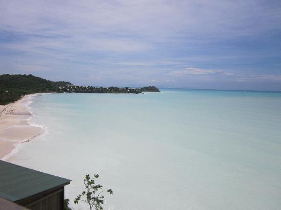 COCOS Hotel Antigua : vista camera