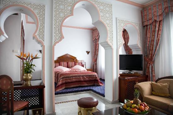 El Minzah Hotel : Suite Senior