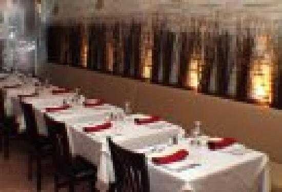 Turkish Grill: dinner room