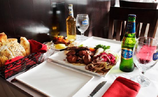 Turkish Grill: mix grill