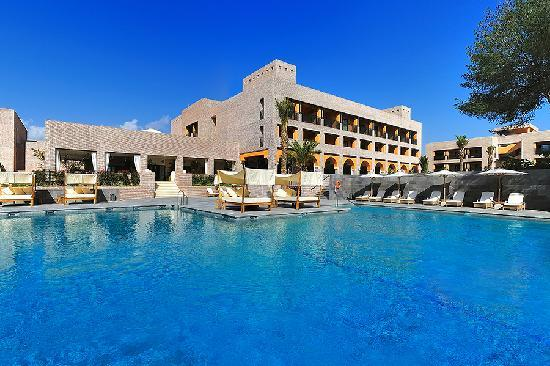 Hotel Vincci Seleccion Estrella del Mar: View