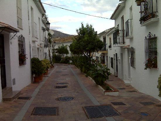 Torremolinos, España: Benalmadena Pueblo