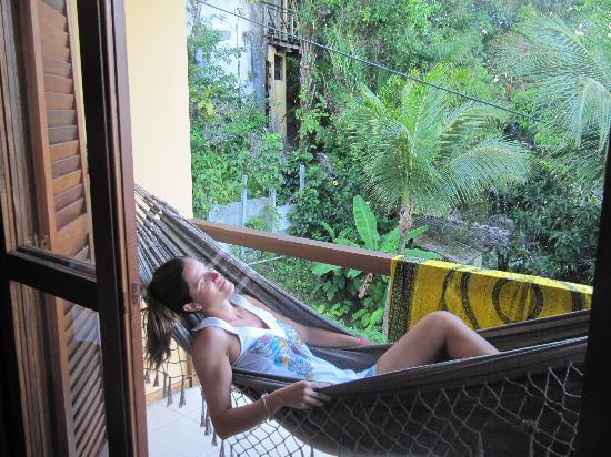 Pousada Bahia Bella: Podia viver aqui...é um sitio maravilhoso!