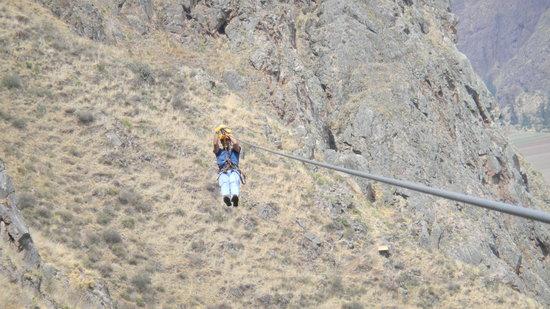 Natura Vive: Riding The Zip Line