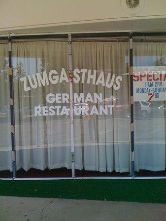 Zum Gasthaus Restaurant