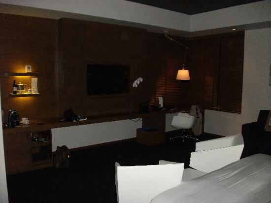Hotel Le Germain Calgary: Rooms very large and comfortable