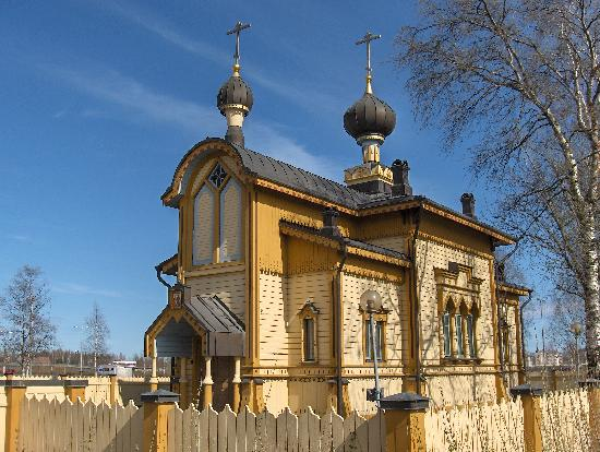 ‪‪Tornio‬, فنلندا: Orthodox Church, Tornio‬