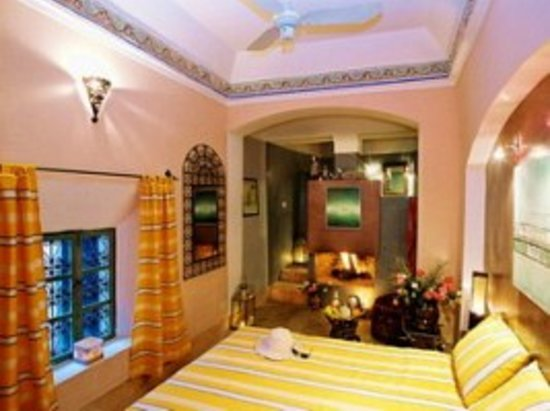 Dar Ihssane : Chambre double, double room