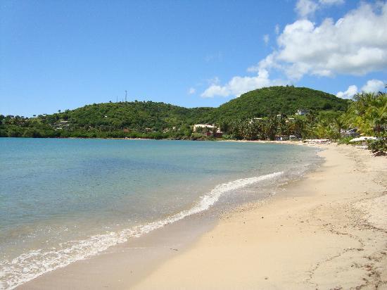 Carlisle Bay Antigua: The Hotel Beach