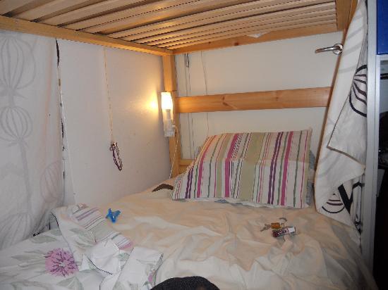 City Lodge Stockholm: Il mio letto