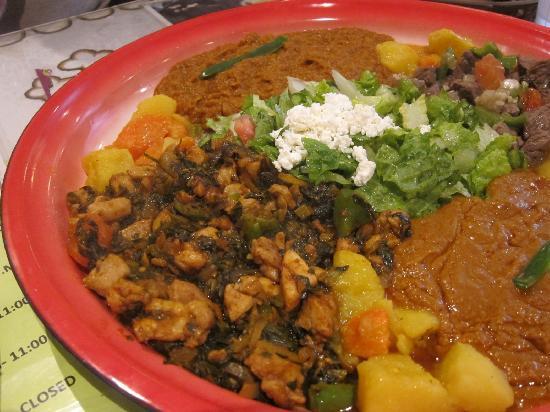 Asmara Restaurant: Asmara