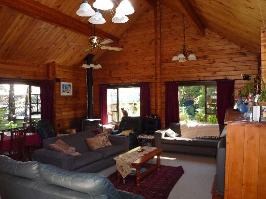 St Arnaud House B&B : Lounge St Arnaud House