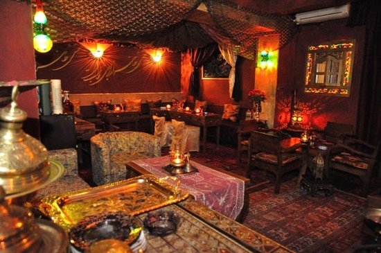 Restaurants In London With Shisha