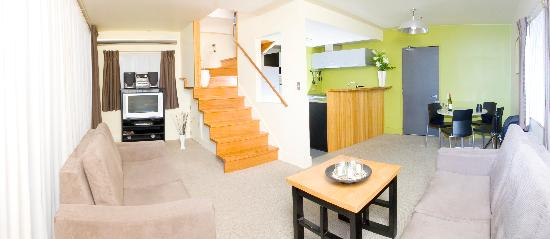 Stay at St Pauls : Small 2 bedroom Living area