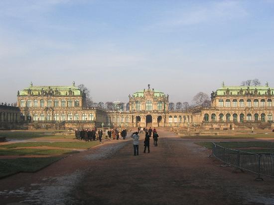 Dresden, Germany: Zwinger