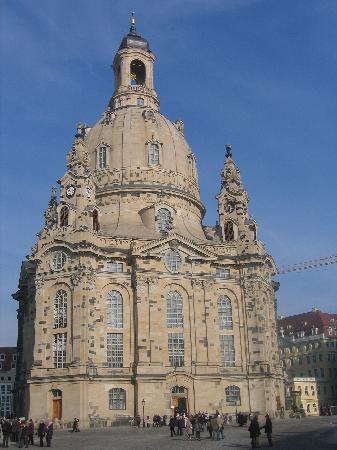 Dresden, Jerman: Frauenkirche