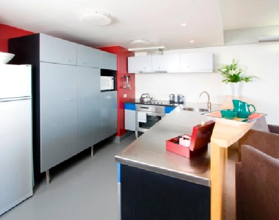 Stay at St Pauls : Kitchen