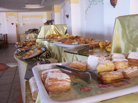Blue Reef Red Sea Resort: La colazione