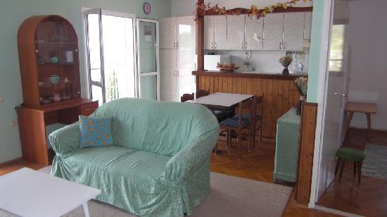 Villa Milton Hvar: Belvedere Apartment, for 4. people