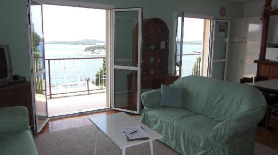 Villa Milton Hvar: Belvedere Apartment for 4. people