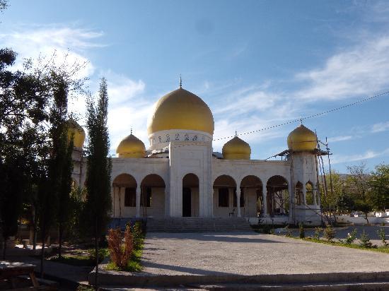 Малатья, Турция: Ali Kara Shrine - Akcadag Malatya