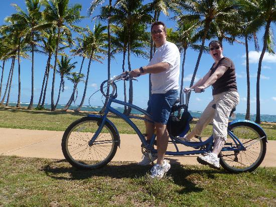 Coconut Coasters Beach Bike Rentals: Easy coastin' on the coconut coast