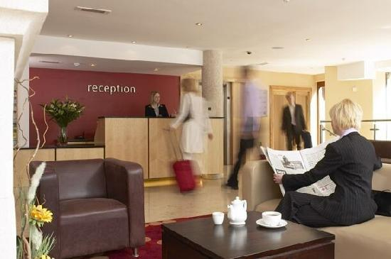The Terrace Hotel Reception
