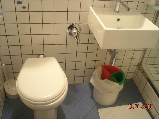 B&B and Apartments Da Baranin: bathroom