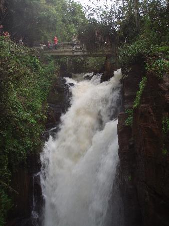 Puerto Iguazu, Argentina: Salto Alvar