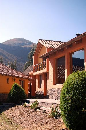 La Casa De Mama Yacchi : Hotel grounds