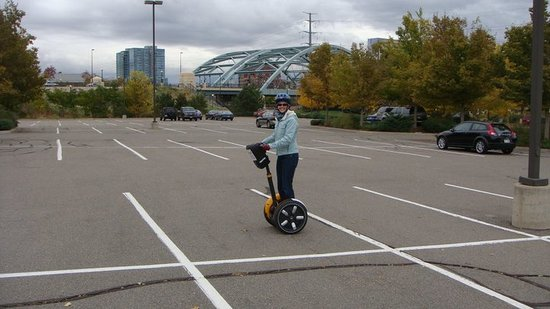 Colorado Adventure Segway Day Tours