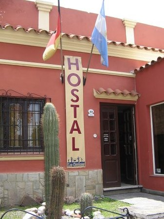 Los Cardones Youth Hostel