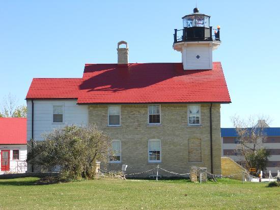 Port Washington Inn: Lighthouse