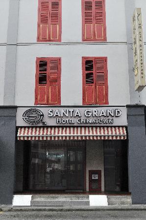 サンタ グランド ホテル チャイナタウン