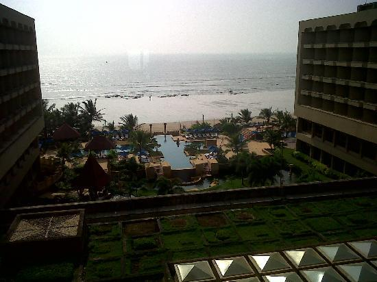 JW Marriott Mumbai Juhu: View from Lounge