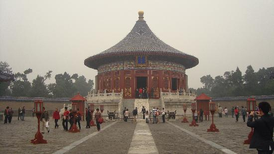 Happy Dragon Hostel: Temple of Heaven