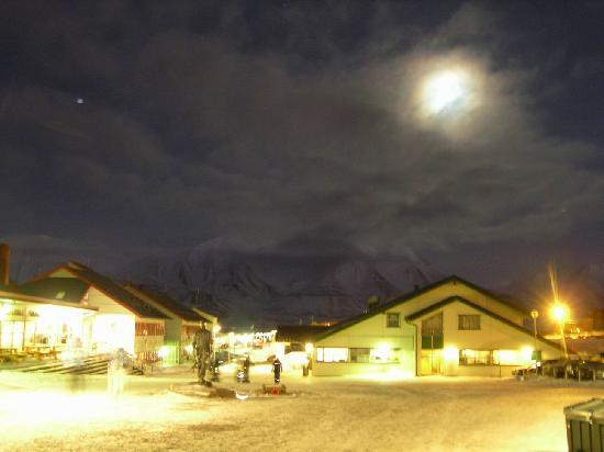 "Svalbard, Norway: Main ""Square"""