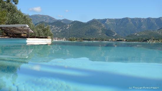 Maison Rorqual: La piscine à débordement