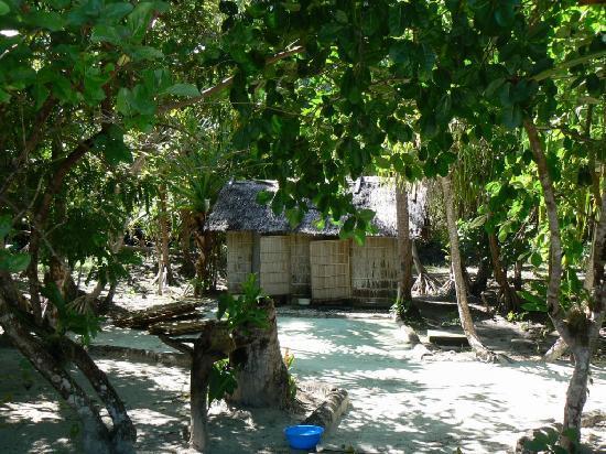 Kri Eco Resort: The kitchen