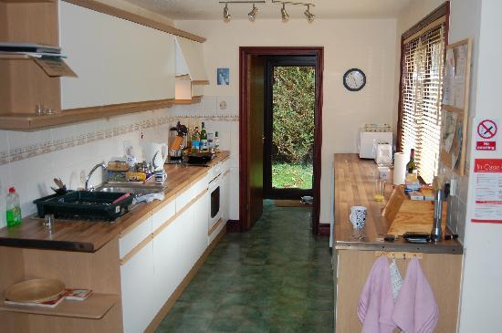 Saltash, UK: Kitchen