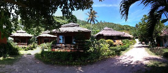 Palm Leaf Resort : Bungalows