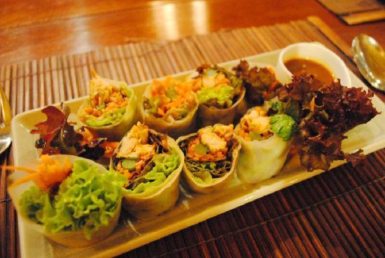 Charm Churee Villa: スターライトレストラン