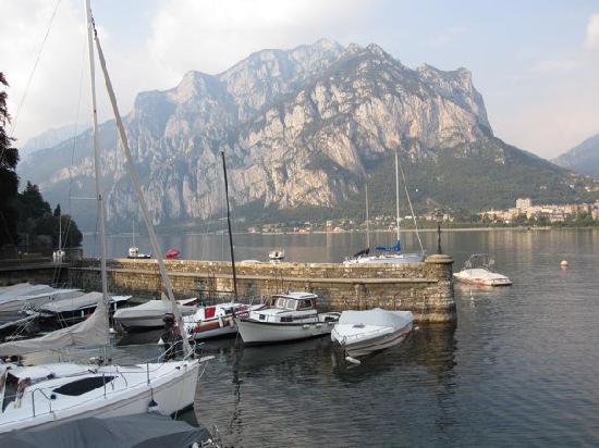 Hotel Villa Giulia Ristorante Al Terrazzo : View from Villa Giulia