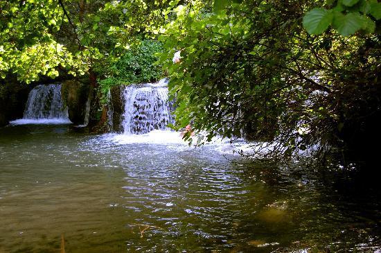 Calcata, Italia: Le Cascate del Treja