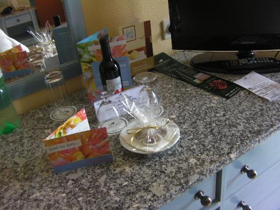 Falesia Hotel: Gifts