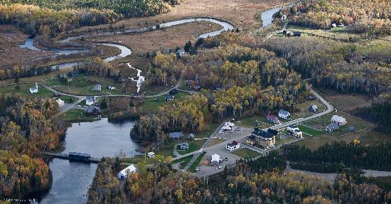 Caraquet, Kanada: Historical site