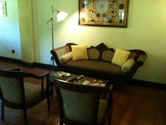 Vivanta by Taj - Kumarakom: Upgraded room
