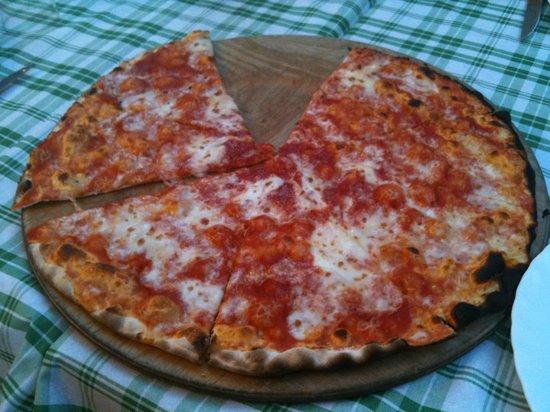 Il giardino segreto : margherita la pizza
