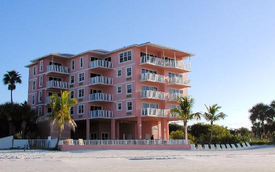 Edison Beach House From The