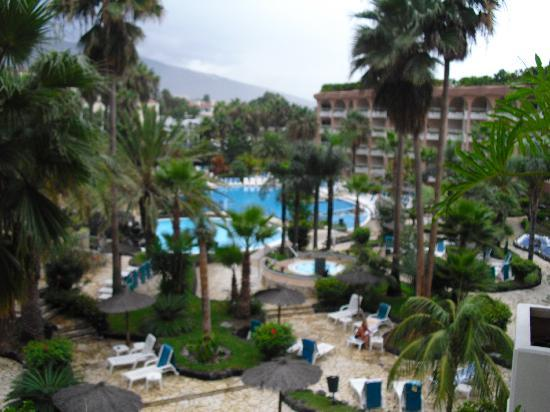 Hotel Puerto Palace : Vista desde la habitación